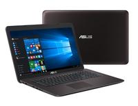 ASUS X756UQ-T4206T 2.7GHz i7-7500U 17.3Zoll 1920 x 1080Pixel Braun (Braun)