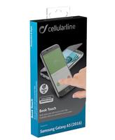 Cellular Line BOOKTOUCHGALA516K 5.2Zoll Mobile phone flip Transparent (Transparent)