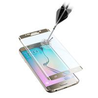 Cellular Line TEMPGCUGALS6EH klar Galaxy S6 Edge 1Stück(e)