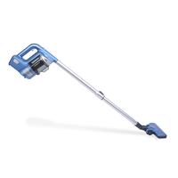 Moneual MHW600 Beutellos Blau Handstaubsauger (Aluminium, Blau)
