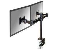 Newstar LCD/LED/TFT-Tischhalterung (Schwarz)