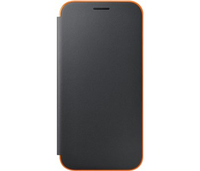Samsung EF-FA520PBEGWW Flip Schwarz Handy-Schutzhülle (Schwarz)