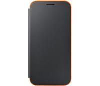 Samsung EF-FA320PBEGWW Flip Schwarz Handy-Schutzhülle (Schwarz)