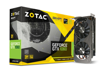 Zotac GeForce GTX 1060 AMP GeForce GTX 1060 3GB GDDR5