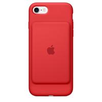 Apple MN022ZM/A 4.7Zoll Abdeckung Rot Handy-Schutzhülle (Rot)