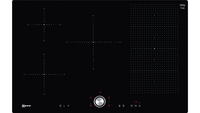 Neff TPT5820X Autarkes FlexInduction-Kochfeld mit TwistPad Bedienung (Schwarz)