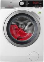 AEG L8FE74485 Freistehend Frontlader 8kg 1400RPM A+++ Weiß Waschmaschine (Weiß)