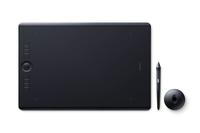 Wacom Intuos Pro 5080lpi 311 x 216mm USB/Bluetooth Schwarz Grafiktablett (Schwarz)