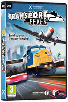 Astragon Transport Fever Standard Mac/PC Deutsch Videospiel