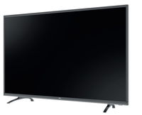 TCL F49S5906 49Zoll Full HD Smart-TV WLAN Silber LED-Fernseher (Silber)