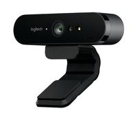 Logitech BRIO 4096 x 2160Pixel USB 3.0 Schwarz Webcam (Schwarz)