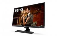 Benq EW3270ZL 32Zoll Quad HD LED Schwarz Computerbildschirm (Schwarz)