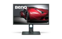 Benq PD3200U 32Zoll 4K Ultra HD LCD Schwarz Flach Computerbildschirm (Schwarz)