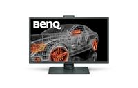 Benq PD3200Q 32Zoll 2K Ultra HD LCD Matt Schwarz Flach Computerbildschirm (Schwarz)