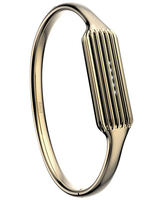Fitbit Bangle Gold Activity-Tracker-Zubehör (Gold)
