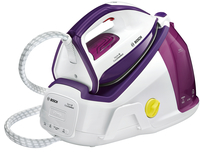 Bosch Serie 6 TDS6030 800W 1.5l Violett, Weiß Dampfbügelstation (Violett, Weiß)