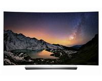 LG 65OLEDC6D 65Zoll 4K Ultra HD 3D Smart-TV WLAN Schwarz LED-Fernseher (Schwarz)