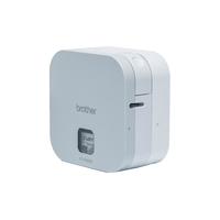 Brother PT-P300BT Direkt Wärme 180 x 180DPI Etikettendrucker (Weiß)