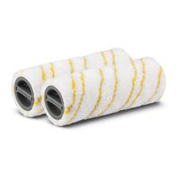 Kärcher 2.055-006.0 Tragbarer Staubsauger Roller brush set Staubsauger Zubehör/Zusatz (Weiß, Gelb)