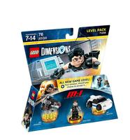 Warner Bros LEGO Dimensions: Mission Impossible Level Pack 3Stück(e) Mehrfarben Baufigur (Mehrfarben)