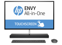 HP ENVY 27-b100ng i7-7700T 27Zoll 2560 x 1440Pixel Touchscreen Grau All-in-One-PC (Grau)