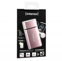 Intenso PM5200 Lithium-Ion (Li-Ion) 5200mAh Pink Akkuladegerät (Pink)