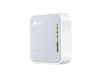 TP-LINK TL-WR902AC Dual-Band (2,4 GHz/5 GHz) Schnelles Ethernet 3G 4G Weiß WLAN-Router (Weiß)