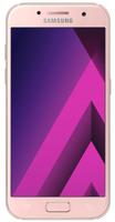Samsung Galaxy A3 (2017) SM-A320F 4G 16GB Pink Smartphone (Pink)