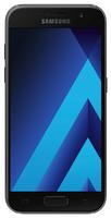 Samsung Galaxy A3 (2017) SM-A320F 4G 16GB Schwarz (Schwarz)