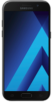 Samsung Galaxy A5 (2017) SM-A520F 4G 32GB Schwarz (Schwarz)