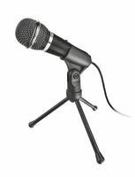 Trust 21671 PC microphone Verkabelt Schwarz Mikrofon (Schwarz)