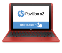 HP x2 Notebook - 10-p001ng (Rot)