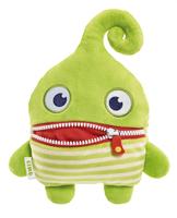 Schmidt Spiele Limo Monster Plüsch Grün, Rot, Weiß (Grün, Rot, Weiß)