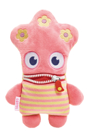 Schmidt Spiele Lotti Monster Plüsch Gelb (Pink, Gelb)