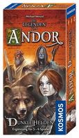 Kosmos Die Legenden von Andor - Dunkle Helden