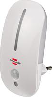 Brennenstuhl 1173280 Stecker-Nachtlicht Nachtlicht (Weiß)
