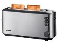 Severin AT2515 Toaster (Edelstahl)
