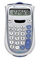 Texas Instruments TI-1706 SV (Silber, Weiß)