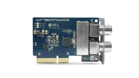 Dreambox DVB-C/T2 Dual Tuner Eingebaut DVB-C, DVB-T2 Mini PCI Express