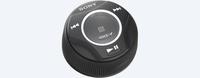 Sony RM-X7BT Bluetooth Rotation Schwarz Fernbedienung (Schwarz)