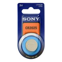 Sony CR2025B1A Batterie