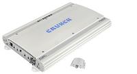 Crunch GTi-4150 Auto Verkabelt Weiß Audioverstärker (Weiß)