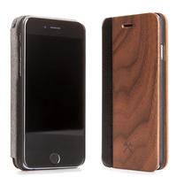 Woodcessories ECO039 4.7Zoll Blatt Holz Handy-Schutzhülle (Holz)