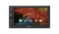 Sony XAV-AX100 55W Bluetooth Schwarz Auto Media-Receiver (Schwarz)
