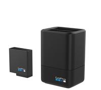 GoPro AADBD-001-EU Ladegerät Zubehör für Actionkameras (Schwarz)