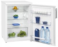 Exquisit KS16-1RVA+++ Freistehend 134l A+++ Weiß Kühlschrank (Weiß)