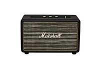 Marshall Acton Bluetooth Black Stereo portable speaker 25W Schwarz (Schwarz)
