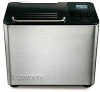 Kenwood BM450 Brotbackmaschine (Aluminium, Schwarz)