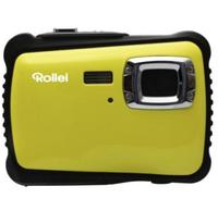 Rollei Sportsline 65 Kompaktkamera 5MP CMOS 2592 x 1944Pixel Schwarz, Gelb (Schwarz, Gelb)