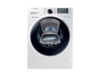 Samsung WW90K7405OW Freistehend Frontlader 9kg 1400RPM A+++ Weiß Waschmaschine (Weiß)